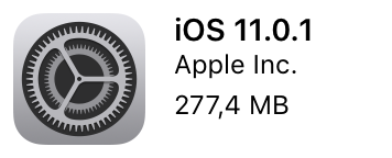 Fasten your seatbelts, iOS 11 updates coming